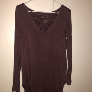 Comfy American Eagle long sleeve